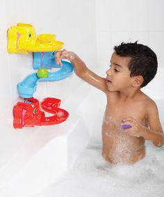Another great find on #zulily! Rolliphant Bath Slide Set by Edushape #zulilyfinds