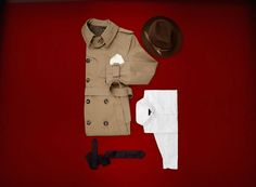 Match the Iconic Outfit to the Movie Character - Casablanca