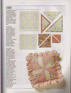 patchwork course including quilts and pillows etc Quilt Patterns Free, Free Pattern, Book Quilt, Soft Furnishings, Blog, Patches, Album, Sewing, Crochet