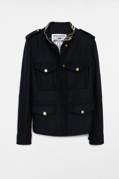 Zadig et Voltaire - Kapoi Jacket