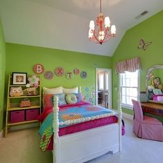 Eclectic Bedroom Bedrooms Girl Design, Pictures, Remodel, Decor and Ideas