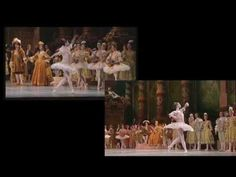 Sleeping Beauty Variation Act I Aurelie Dupont & Elisabeth Platel split ...