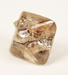 Diamond from Argyle mine (Argyle AK1 pipe), Lake Argyle area, Kimberley, Western Australia
