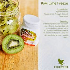 Freeze, Kiwi, Forever Living Products, C'est Bon, Weight Management, Aloe Vera, Fruit, Desserts, Food