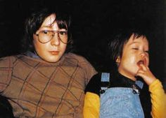 Sean And Julian Lennon Yoko Ono