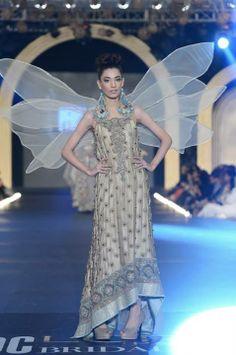 Sonia Azhar Bridal Collection at PLBW 2013.
