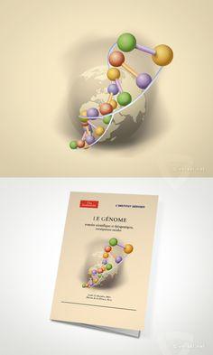 The Economist -   Le Génome  - www.versal.net • Diseño Gráfico • Identidad Visual Corporativa • Publicidad • Diseño Páginas Web • Ilustración • Graphic Design • Corporate Identity • Advertising • Web Pages • Illustration • Logo