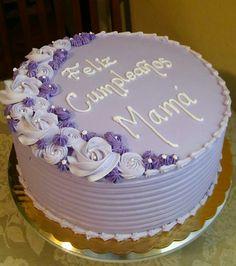 la la na mera account trust nai ha tho tuhje Vanilla Birthday Cake Recipe, Easy Birthday Cake Recipes, Round Birthday Cakes, Elegant Birthday Cakes, Pretty Birthday Cakes, Funny Birthday Cakes, Birthday Cake For Mom, Cookie Cake Birthday, Pretty Cakes