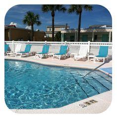 How inviting does this look? Magic Beach Motel (Vilano Beach, FL)