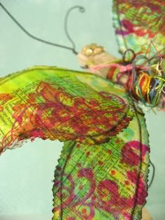Beautiful!!! Way Cool  EfemeraInk: butterfly