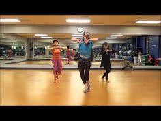 Quiero Bailar Contigo MM 37 Samba/Salsa Jilly Zumba Dance Fitness routine