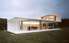 Construindo Minha Casa Clean: Estilos de Decoração!!! Nas Fachadas e Interiores!
