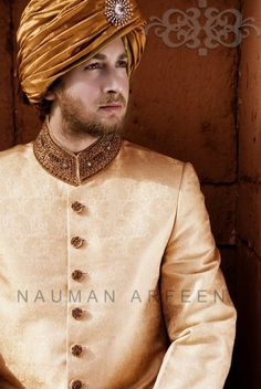 Naushemian Sherwani Collection