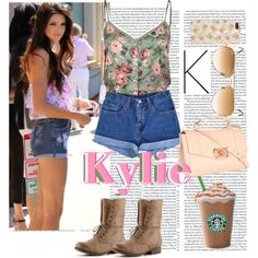 """Kylie Jenner- My Style idol"" by alythegreat on Polyvore"