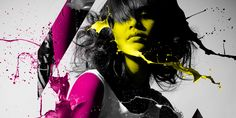 Design a Paint Splashing Effect Into Your Image