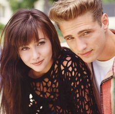 dylan and brenda 90210 - Google Search