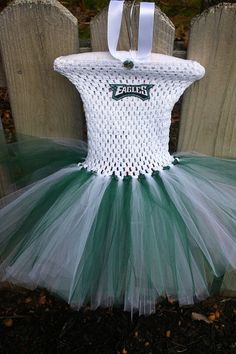 5fea98cd5 Items similar to Philadelphia Eagles Tutu Dress on Etsy