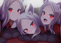 Doom Demons, Chibi, Anime Furry, Dibujos Cute, Demon Girl, Ecchi, Aesthetic Anime, Kawaii Anime, Cute Art