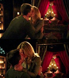 Olicity - Arrow 3x20 The Fallen