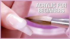 Want to know how to do gel nails at home? Learn the fundamentals with our DIY tutorial that will guide you step by step to professional salon quality nails. Remove Acrylic Nails, Acrylic Nails At Home, Acrylic Nail Tips, Acrylic Nail Designs, Acrylic Nail Powder, Marble Nails Tutorial, Gel Nail Tutorial, Do It Yourself Nails, How To Do Nails