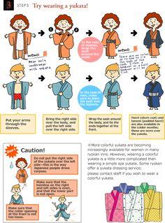 How to wear a Japanese Yukata Kimono Japanese Etiquette, Japanese Yukata, Japanese Lifestyle, All About Japan, Go To Japan, Japan Trip, Japanese Language Learning, Japan Travel Guide, Japanese Words