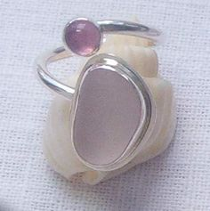 tearsfromthedeep.com pink sea glass