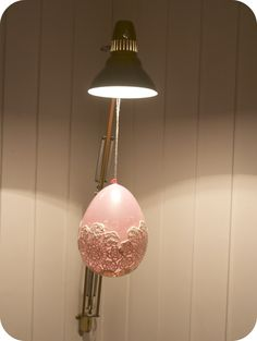 Tea Light Holder, just pop balloon