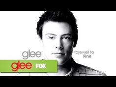 "The promo for Glee's ""Farewell to Finn."" Haven't been following glee lately but I'm so sad to say goodbye to Finn :("