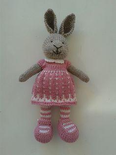 Ravelry: Hellechristensen's Suzy the rabbit