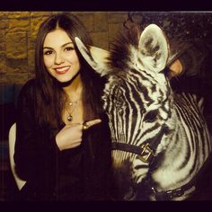 The very very very gorgeous and beautiful @victoriajustice!!!!!!!!!.......