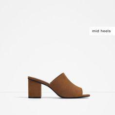 Summer Footwear for Women   ZARA United States
