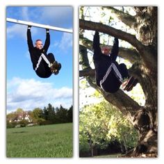 Use what Nature provides! #Personal #Training in #London www.oraclefitnesslondon.co.uk