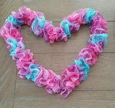 Check out this item in my Etsy shop https://www.etsy.com/listing/217620426/girls-hand-knitted-ruffled-scarfs