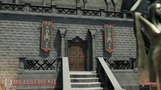 Dark Fantasy Kit is a modular PBR environment package which contains prefabs to create a residence of a villain or evil mastermind of your RPG game with an First Person, Third Person or a Top Down view. Works with Unity versions from to 3d Fantasy, Dark Fantasy, Prefab, Unity, The Darkest, Environment, Graphic Design, Studio, Third