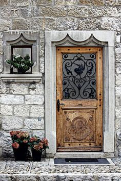 ˚A Door of Symbols - Switzerland