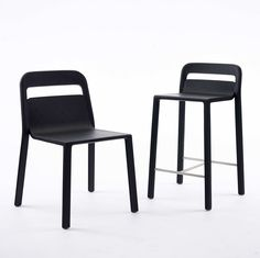 Hollywood Chair & Barstool by Ben McCarthy for Go Home. Available from Stylecraft.