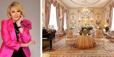 The late comedian's home is as fabulous and over-the-top as she was, and is now on the market for $28 million.
