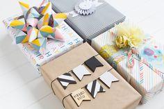 Kikki k gift wrap ideas