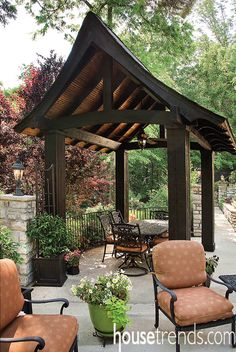 Genial Spectacular Outdoor Living Spaces