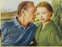 Friendly Persuasion ** Gary Cooper and Dorothy McGuire,, Thee I Love - a wonderful song from this movie