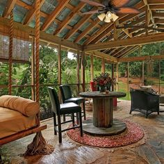 """Visit our website for additional details on """"outdoor kitchen designs layout patio"""". It is actually an outstanding area for more information. Rustic Outdoor Kitchens, Outdoor Kitchen Design, Outdoor Rooms, Covered Outdoor Kitchens, Indoor Outdoor, Outdoor Kitchen Plans, Outdoor Games, Outdoor Dining, Screened Porch Designs"""