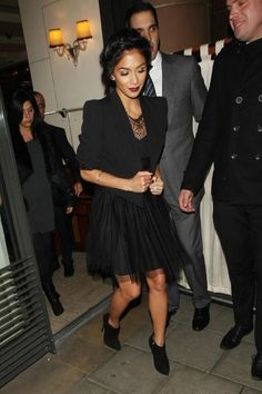 Liking Nicole's ASOS style :-) Christmas Party look!