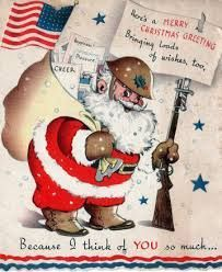 1940s Christmas cards - Google Search