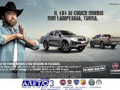 Scopri le nuove #promozioni dedicate ai nostri #veicolicommerciali, trova l'offerta più conveniente per la tua #azienda, Fiat Professional targato #ChuckNorris.  http://www.nuovaauto3-fcagroup.it/fiatprofessional