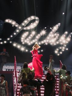 The Lucky One - RED Tour