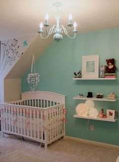 Clara's Thrifted & Gifted Nursery — My Room   Apartment Therapy