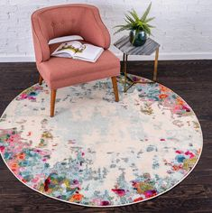 Creating a space just for you? Shop our Theia Round rugs to find the perfect rug today! Shed Colours, Square Rugs, Cream Area Rug, Buy Rugs, Round Area Rugs, Online Home Decor Stores, Online Shopping, Modern Rugs, Rugs In Living Room