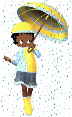 Black Girl Art, Black Women Art, Black Betty Boop, Brown Betty, Original Betty Boop, Betty Who, African American Artwork, Betty Boop Cartoon, Betty Boop Pictures