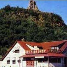 Hot Fish Shop, Winona, MN  My first job.  Dish washer!  1989.