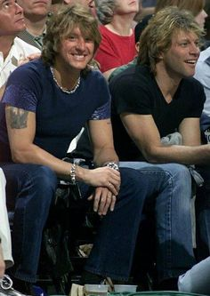 Richie and Jon! I miss them together